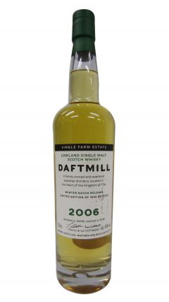 Daftmill - Winter Batch Release 2018 - 2006 12 year old Whisky