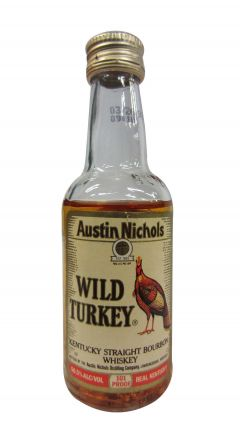 Other Bourbons - Wild Turkey Kentucky Miniature Whiskey