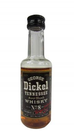 George Dickel - Tennessee Miniature Whiskey