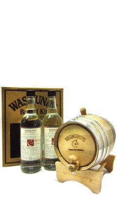 Copper Fox - Wasmunds Rye Spirit Barrel Kit Whiskey