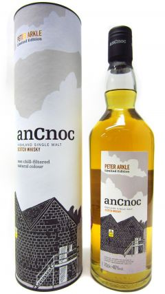anCnoc - Peter Arkle 4th Edition - Warehouses Whisky