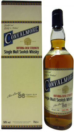 Convalmore (silent) - 2013 Special Release - 1977 36 year old Whisky