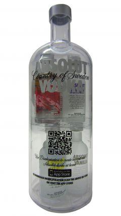 Vodka - Absolut 5 x Miniatures Bottle Gift Set Whisky