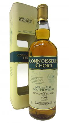Inchgower - Connoisseurs Choice - 1998 15 year old Whisky