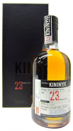 Hazelwood - Kininvie Single Malt Scotch Batch #001 - 1990 23 year old Whisky
