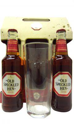 Beer / Lager / Cider - Old Speckled Hen & Glass Gift Set Whisky