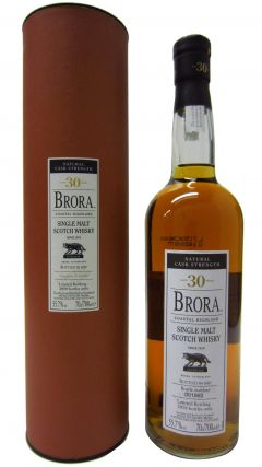 Brora (silent) - 2007 Special Release - 1977 30 year old Whisky