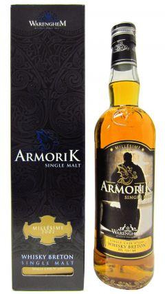 Armorik - Single Cask #3261 - 2002 10 year old Whisky