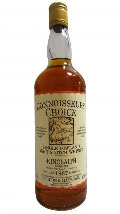 Kinclaith (silent) - Connoisseurs Choice - 1967 26 year old Whisky