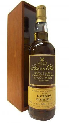 Lochside (silent) - Rare Old - 1981 19 year old Whisky