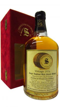 Mosstowie - Signatory Vintage  - 1976 21 year old Whisky