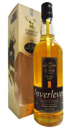 Inverleven (silent) - Single Lowland Malt Scotch - 1984 12 year old Whisky