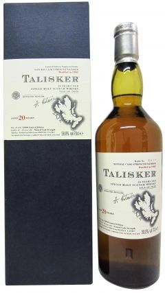 Talisker - Special Release - 1982 20 year old Whisky