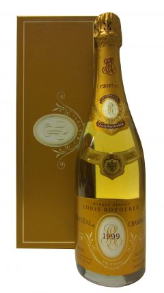 Champagne - Cristal - 1999 Whisky