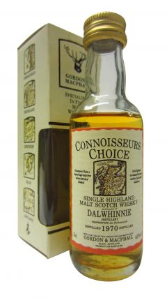 Dalwhinnie - Connoisseurs Choice Miniature - 1970 Whisky