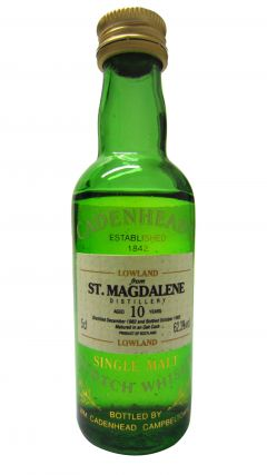 St. Magdalene (silent) - Cadenheads - 1982 10 year old Whisky