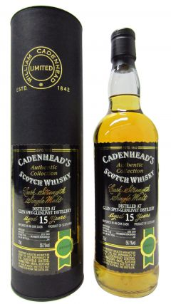 Glen Spey - Authentic Collection - 1995 15 year old Whisky