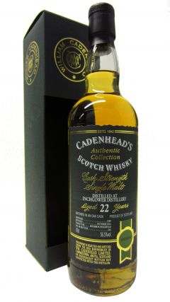 Inchgower - Authentic Collection - 1989 22 year old Whisky