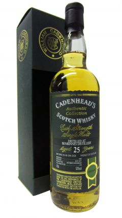 Benrinnes - Authentic Collection - 1988 25 year old Whisky