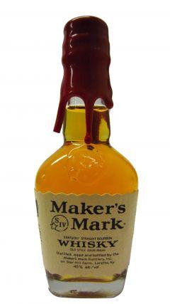 Maker's Mark - Bourbon Miniature Whiskey