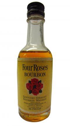 Four Roses - Kentucky Straight Miniature Whiskey