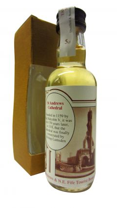 Tamnavulin - St. Andrews Cathedram Miniature 10 year old Whisky