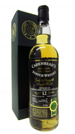 Glentauchers - Authentic Collection - 1998 12 year old Whisky