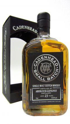 Aberlour - Cadenhead Small Batch - 1989 23 year old Whisky