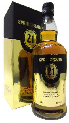 Springbank - 2014 Special Release 21 year old Whisky