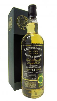 Caperdonich (silent) - Authentic Collection - 1996 14 year old Whisky