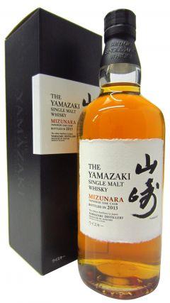 Yamazaki - Mizunara Cask 2013 Edition Whisky