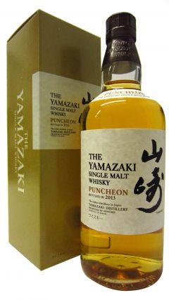 Yamazaki - Puncheon Cask 2013 Whisky