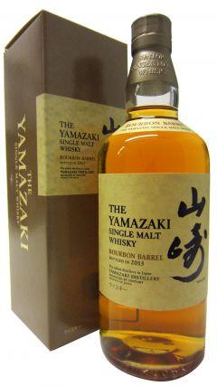 Yamazaki - Bourbon Barrel 2013 Whisky