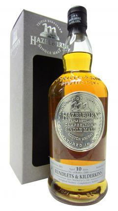 Hazelburn - Rundlets & Kilderkins - 2003 10 year old Whisky