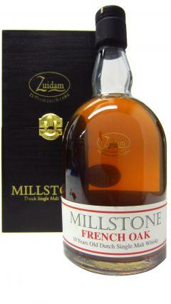 Zuidam - Millstone French Oak - 1999 10 year old Whisky