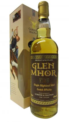 Glen Mhor (silent) - Single Highland Malt - 1980 31 year old Whisky