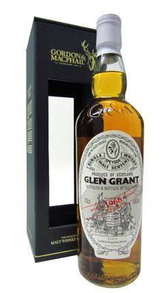 Glen Grant - Speyside Single Malt Scotch - 1966 46 year old Whisky