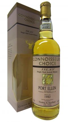 Port Ellen (silent) - Connoisseurs Choice - 1982 24 year old Whisky