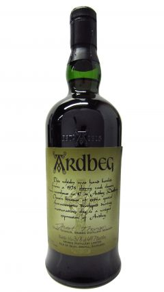 Ardbeg - Managers Choice Sherry Cask #2391 - 1976 22 year old Whisky