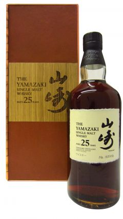 Yamazaki - Bill Amberg Case Edition 25 year old Whisky