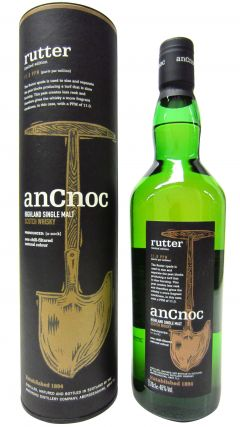 anCnoc - Rutter Limited Edition Whisky