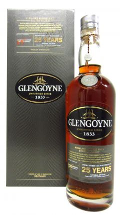 Glengoyne - Highland Single Malt 25 year old Whisky
