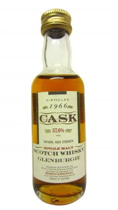 Glenburgie - Cask Strength Miniature - 1966 26 year old Whisky