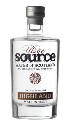 Uisge Source - Highlands Water for Whisky Whisky
