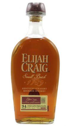 Elijah Craig - Small Batch - Kentucky Straight Bourbon Whiskey