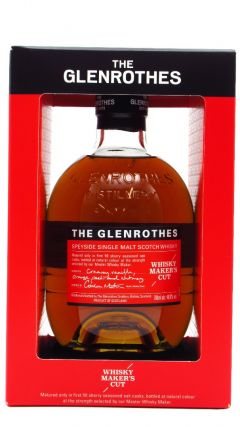Glenrothes - Whisky Maker's Cut - Soleo Collection Whisky