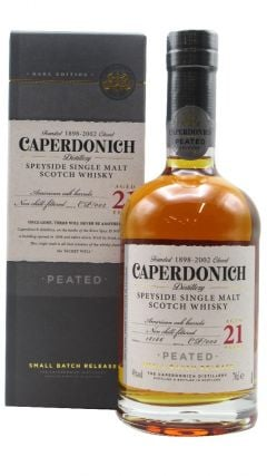 Caperdonich (silent) - Secret Speyside - Peated Single Malt 21 year old Whisky