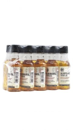 Rebel Yell - 10 x 5cl Kentucky Straight Bourbon Miniature Whiskey
