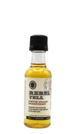 Rebel Yell - Kentucky Straight Bourbon 5cl Miniature Whiskey