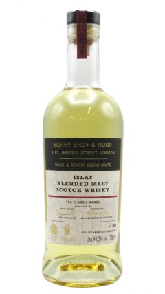 Berry Bros & Rudd - Classic Islay - Blended Scotch Malt Whisky